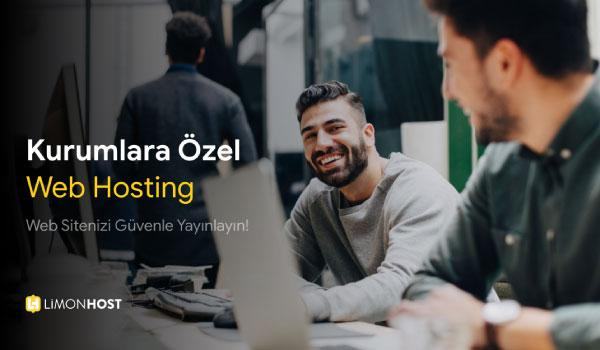 webhosting hizmeti