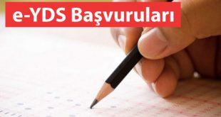 e-YDS 2019/2 İngilizce sınavı başvuruları
